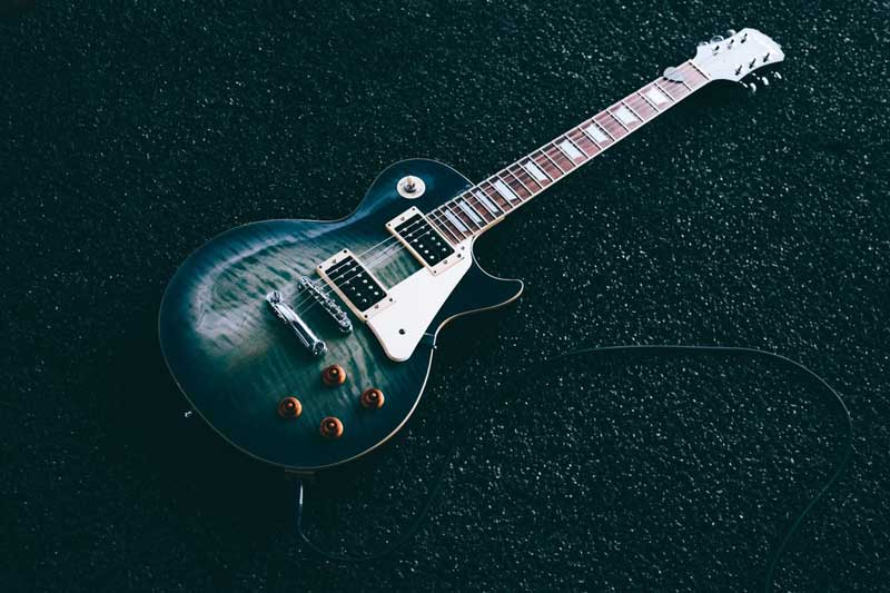 Electric Guitar Lessons - Go West Music